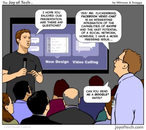Zuckerbergongoogleplus