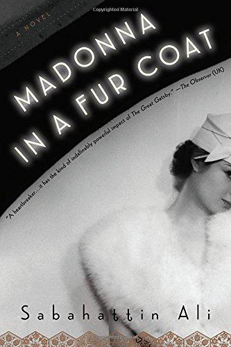 Madonna in a Fur Coat book cover